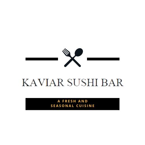 Kaviar Sushi Bar Logo