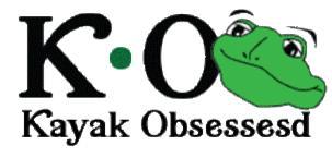 Kayak Obsessed.com Logo