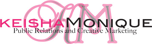Keisha Monique Public Relations Logo