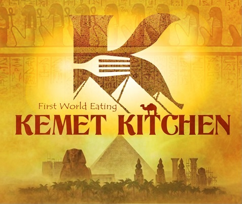 Kemetkitchen Logo