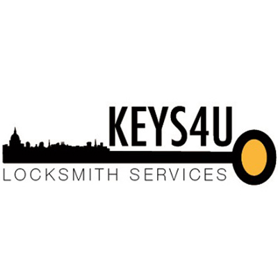 Keys4U Locksmith Birmingham Logo