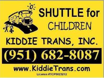 Kiddie Trans, Inc. Logo