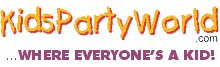 KidsPartyWorld.com Logo