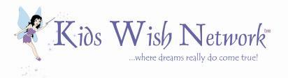 Kids Wish Network Logo