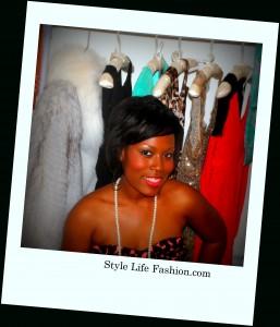 Style+Life+Fashion Logo