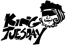 King Tuesday Music Logo