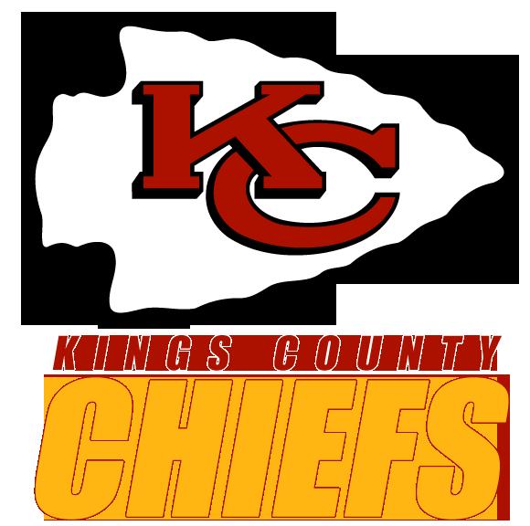 Kings County Chiefs Youth Football Club Inc. Logo
