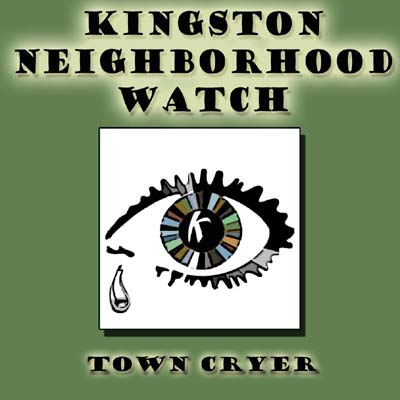 Kingston NY Neighborhood Watch Logo