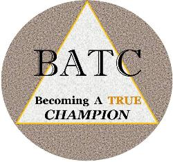Becoming A True Champion Logo