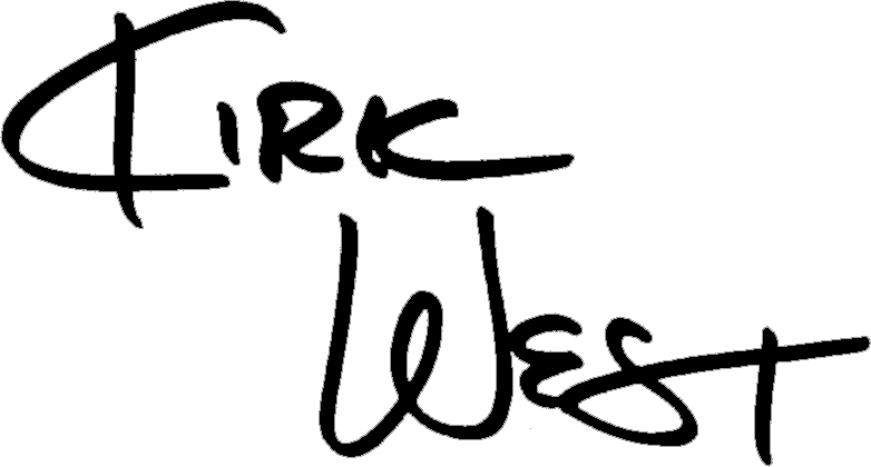 Kirk West Photography Logo