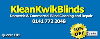 Klean-Kwik-Blinds Logo
