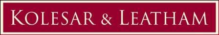 Kolesar & Leatham Logo