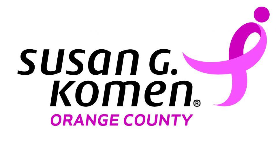 Susan G. Komen Orange County Logo