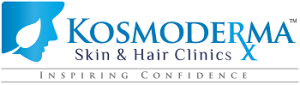 Kosmoderma Skin, Hair and Laser Clinics Logo