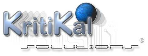 Kritikal Solutons Pvt. ltd. Logo