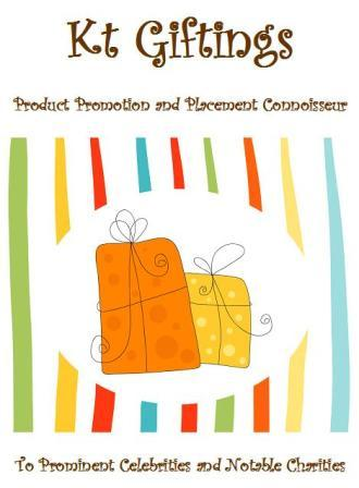 Kt Giftings Product Promotion & Placement Logo