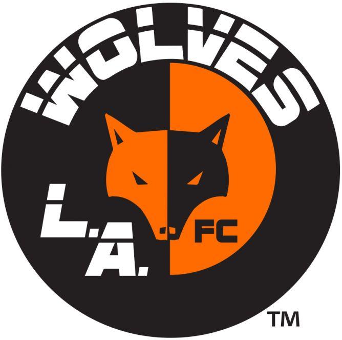 L.A. Wolves FC Logo