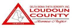 LCAC Delta Sigma Theta Sorority, Inc. Logo