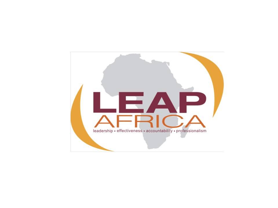 LEAPAfrica Logo