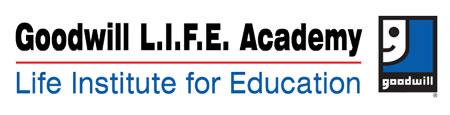 Goodwill L.I.F.E. Academy Logo