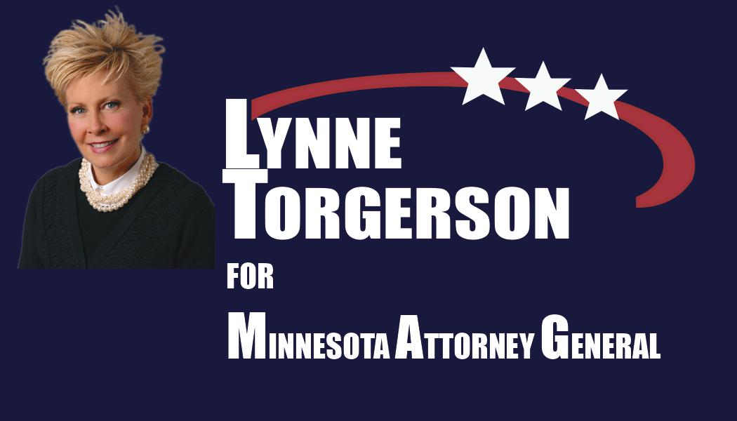 Lynne Torgerson for Minnesota Attorney General Logo