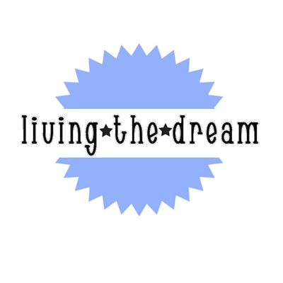 Living The Dream Records Logo