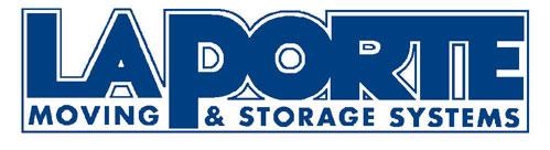 LaPorte Moving and Storage Logo