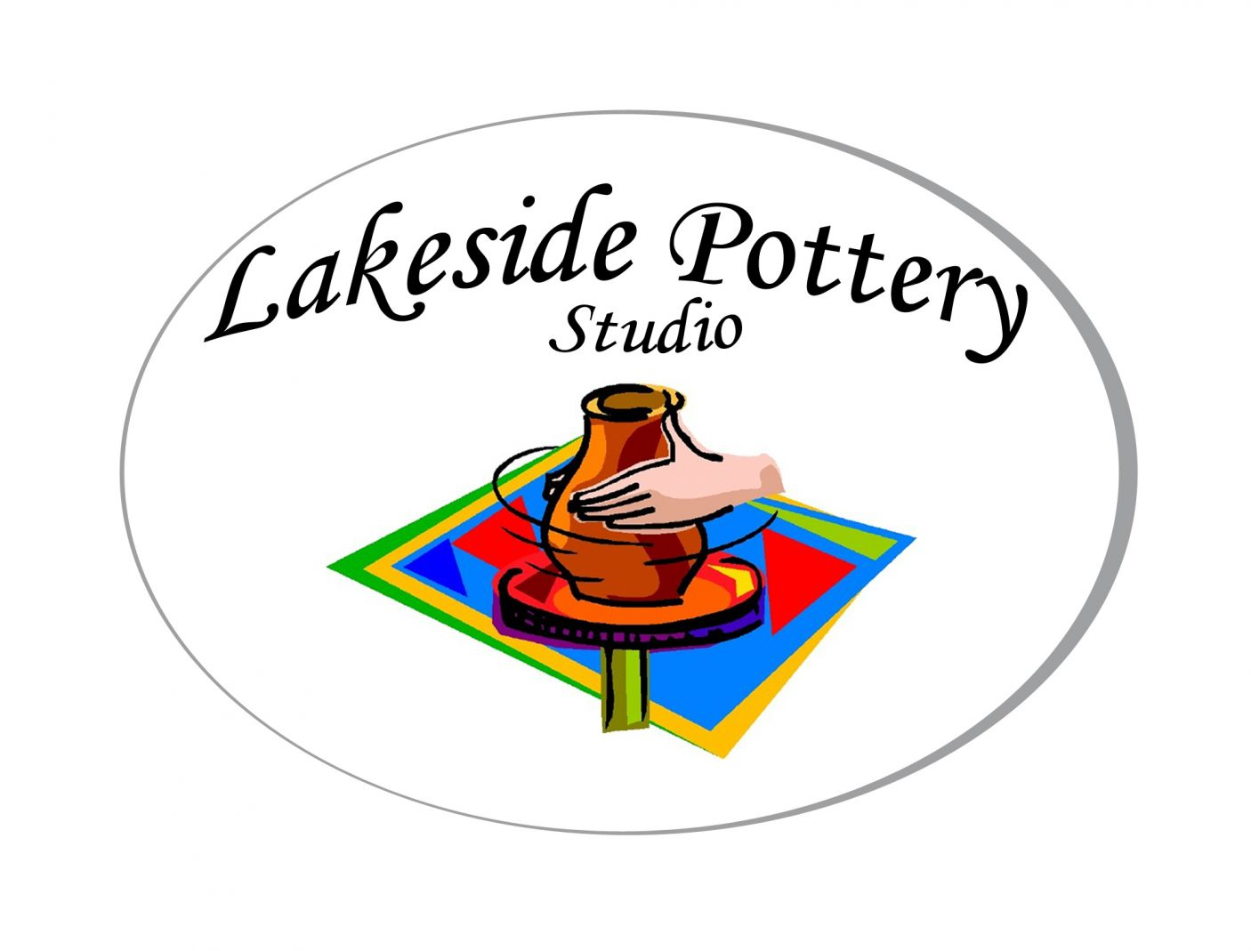 Lakeside Pottery Ceramic School and Studio Logo