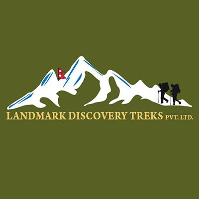 Landmark Discovery Treks Pvt. Ltd. Logo
