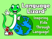 Language Lizard, LLC Logo