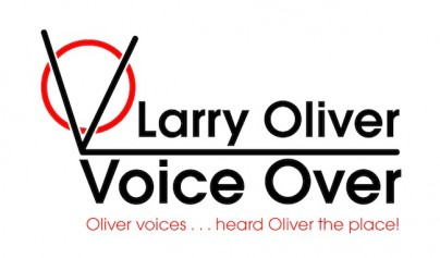 Larry Oliver Voices Logo