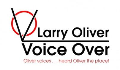 Larry Oliver Voices Logo