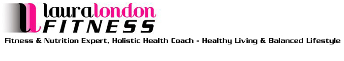 Laura London Fitness Logo