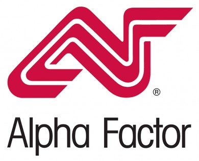 Alpha Factor Logo