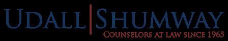 Udall Shumway PLC Logo