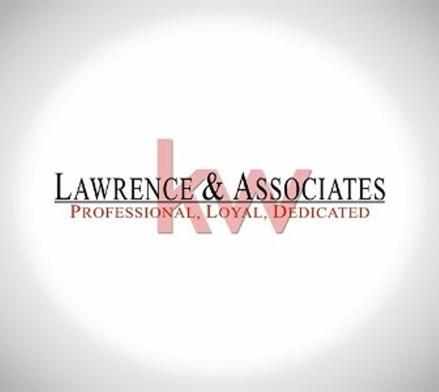 Lawrence & Associates - Keller Williams Logo