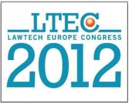 Lawtech Europe Congress Logo