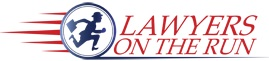 Lawyers On The Run LLC Logo