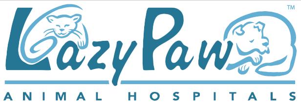 LazyPaw Animal Hospitals Logo
