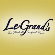 LeGrand's Steak & Seafood Logo