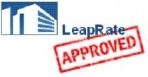 LeapRate Logo