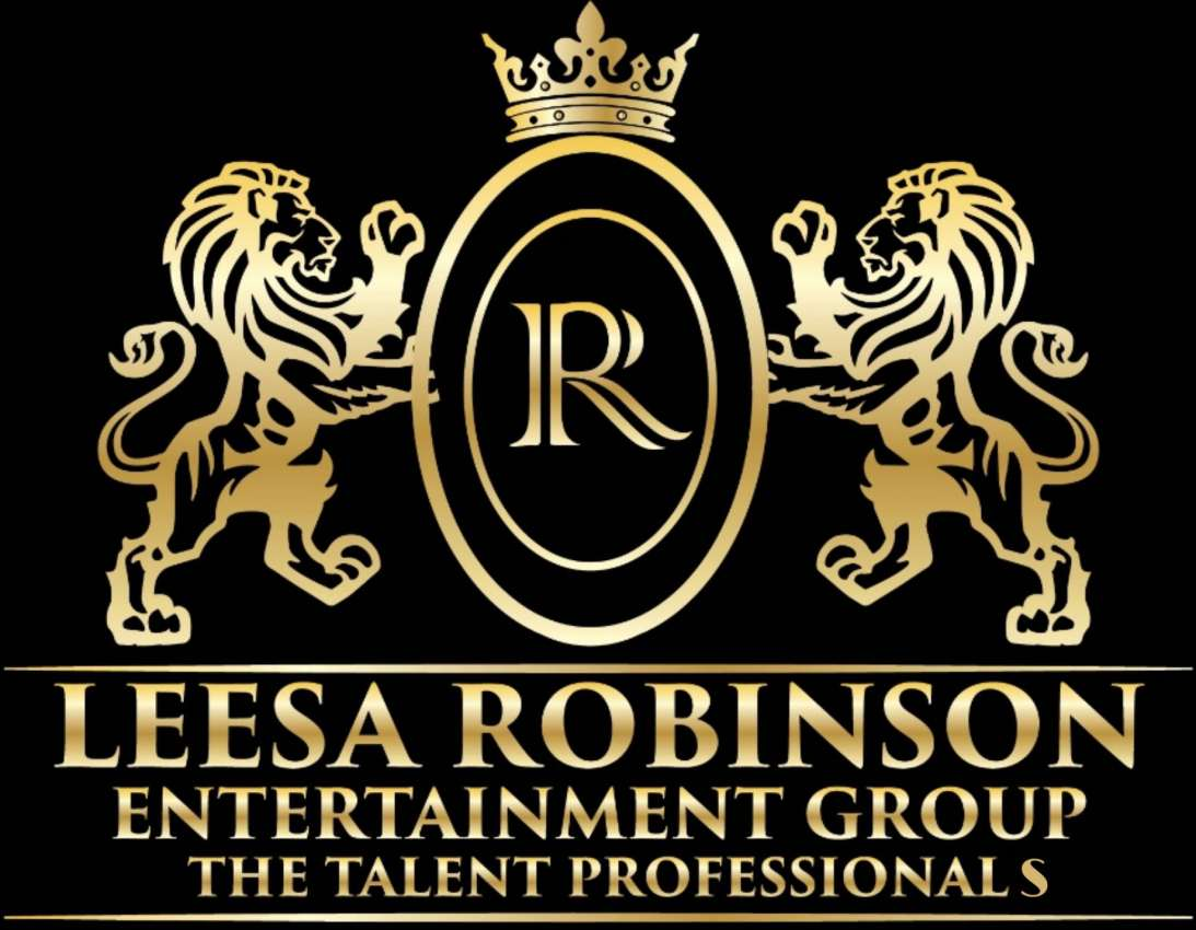 Leesa Robinson Entertainment Group Logo