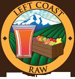 Left Coast Raw™ Logo