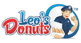 Leo's Donuts and Coffee House Logo