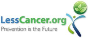 Lesscancer Logo
