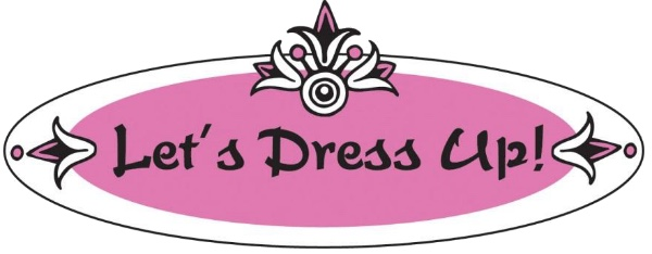 Let's Dress Up Logo
