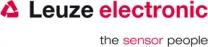 Leuze electronic USA Logo