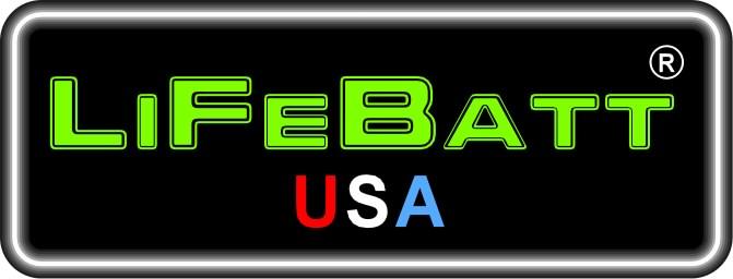 LiFeBATT. Inc. Logo