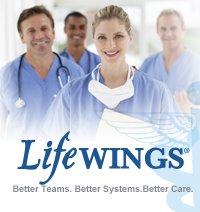 LifeWings Partners LLC Logo