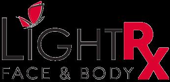 LightRx Face & Body Logo